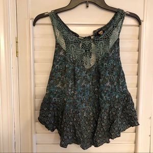 Anna Sui for O'Neill tank top
